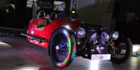 El exclusivo Morgan 3 Wheeler llega a Costa Rica